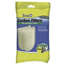 Tetra Carbon Filters Fits Whisper EX20 2 Pack