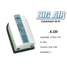 Big Air A320 - Compressor de ar - 110V