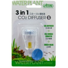 Ista CO2 Diffuser (3 in 1) Small - Difusor cerâmico de CO2