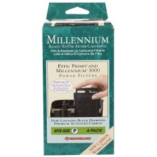 Millennium Filter Cartridge ML1000/Primo 4Pack - Marineland
