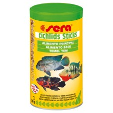 Sera Cichlids Sticks 210g
