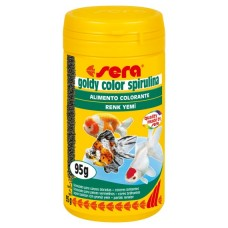 Sera Goldy Color Spirulina 95g