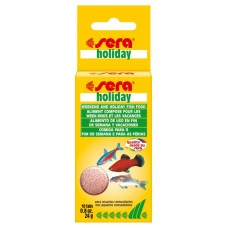 Sera Holiday 10 tabs - 24g