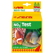 Sera Test NO2 - nitrito - 2x15ml - 75 tests